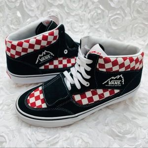 New Vans Rare Mountain Edition Checkerboard